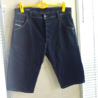 DIESEL - DIESEL ショートパンツ 32インチ ストレッチ素材 ブラック