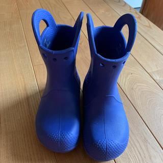 クロックス(crocs)のクロックス 長靴 レインブーツ 16.5cm(長靴/レインシューズ)