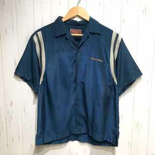 ビンテージ 90年代 コカ・コーラ ボーリングシャツ(シャツ)