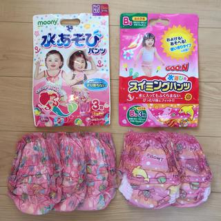 水遊びパンツ ビッグ(12〜17㎏) 5枚(ベビー紙おむつ)