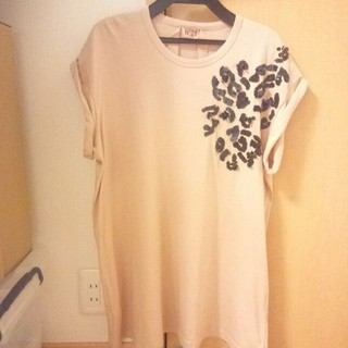 ヌメロヴェントゥーノ(N°21)のN゜21 Tシャツ(Tシャツ(半袖/袖なし))