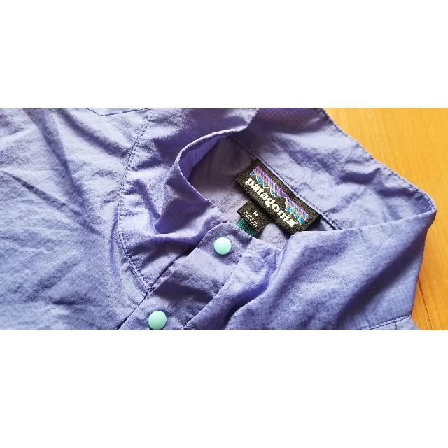 patagonia(パタゴニア)の【美品】パタゴニア/patagonia▪️フーディニ・スナップT・プルオーバー レディースのジャケット/アウター(ナイロンジャケット)の商品写真