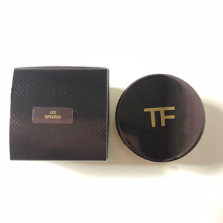 TOM FORD - TOM FORD クリームカラーフォーアイズ スフィンクス