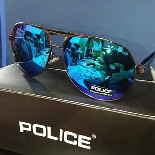 ポリス(POLICE)のPOLICE 本体のみ ディアドロップサングラス(サングラス/メガネ)