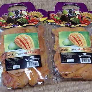 タイ産 激ウマ ドライマンゴー 200g 2袋 賞味期限2020年5月20日