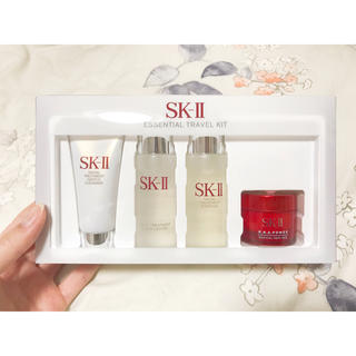 SK-II - 新品 SK-Ⅱ エッセンシャル トラベル キット 4点