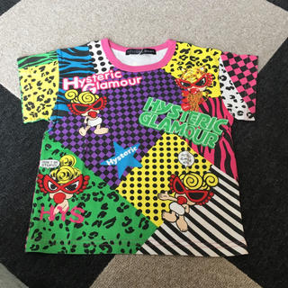 HYSTERIC MINI - 半袖Tシャツ