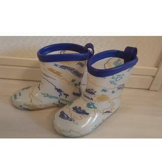 アンパサンド(ampersand)の【美品】長靴14センチ(長靴/レインシューズ)