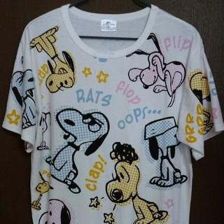 スヌーピー(SNOOPY)の⭐スヌーピー USJ Tシャツ Lサイズ ユニセックス 新品(Tシャツ(半袖/袖なし))