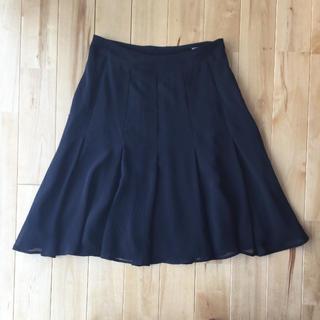 ビッキー(VICKY)の[美品] VICKY 膝丈スカート(ひざ丈スカート)