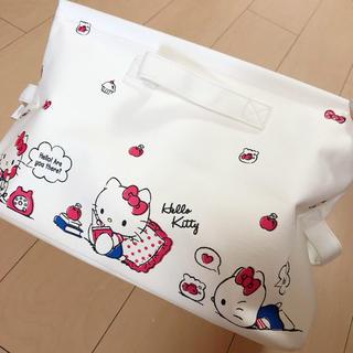 サンリオ(サンリオ)のキティ♡帆布収納ボックスM(ケース/ボックス)
