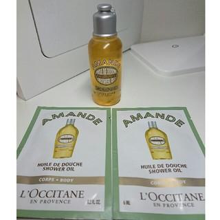 ロクシタン(L'OCCITANE)のL'OCCITANEシャワーオイル♪(ボディソープ / 石鹸)