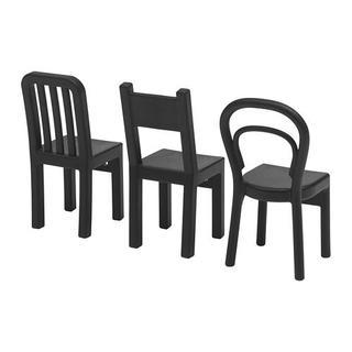 イケア(IKEA)のikea フック 6個セット 椅子 おしゃれ 帽子掛け 鍵掛け タオル掛け(その他)