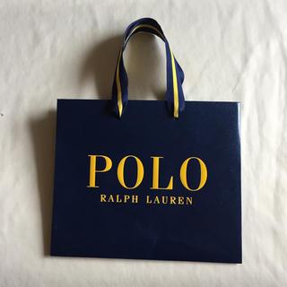 ポロラルフローレン(POLO RALPH LAUREN)のラルフローレン ショップ袋 (ショップ袋)