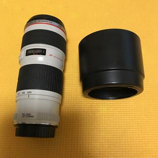 Canon - Canon Lレンズ70-200mm(L4)