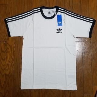 アディダス(adidas)のアディダス カリフォルニアTシャツ 白(Tシャツ/カットソー(半袖/袖なし))