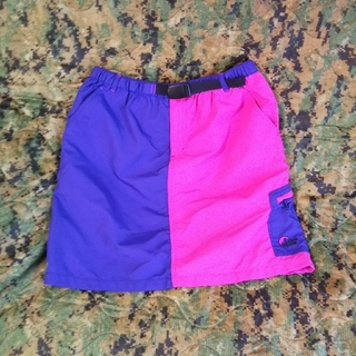 チャムス(CHUMS)の好配色 Lowe alpine スカート グラミチ チャムス好きに(ひざ丈スカート)
