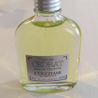 ロクシタン(L'OCCITANE)のハクリリー様専用   L'OCCITANE CEDRAT ロクシタン セドラ (香水(男性用))
