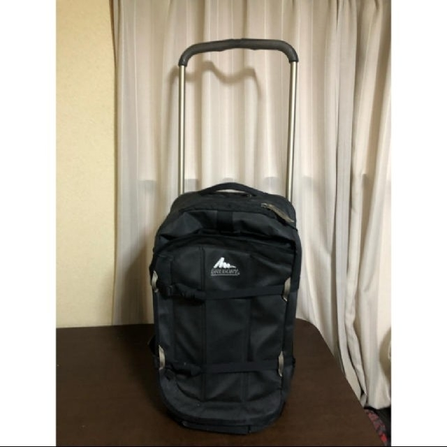 Gregory(グレゴリー)のグレゴリーGREGORY ALPACA22 キャリーバッグ スーツケース  メンズのバッグ(トラベルバッグ/スーツケース)の商品写真