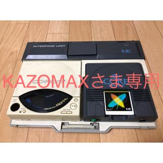 エヌイーシー(NEC)のPCエンジン CD-ROM2セット(家庭用ゲーム機本体)