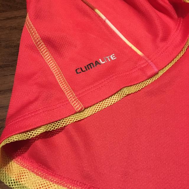adidas(アディダス)の新品タグ付 アディダスadidas タンクトップ ランニングトレーニングウェア スポーツ/アウトドアのランニング(ウェア)の商品写真