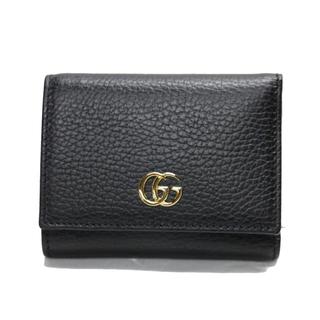 Gucci - GUCCIプチマーモント三つ折り財布▲グッチ財布