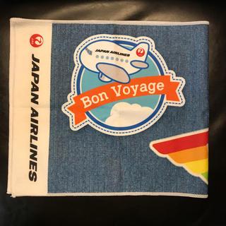 JAL(日本航空) - JAL 日本航空 沖縄 タオル 未使用