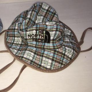 THE NORTH FACE - ノースフェイス キッズ 子供 northface 二個セット 帽子 キャップ