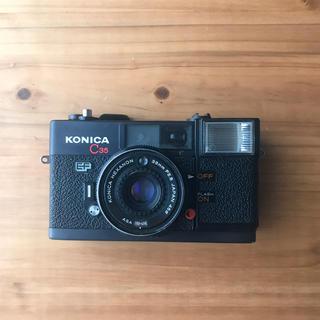 KONICA MINOLTA - 【フィルムカメラ】コニカ C35 EF