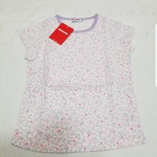 mikihouse - ミキハウス100サイズ小花柄カットソー