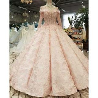 豪華ウェディングドレス   ゴージャス   オーダーメイド