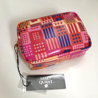 MARY QUANT - MARY QUANT スクエア ポーチ 新品