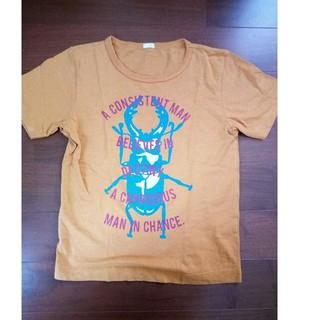 GU - ☆☆ 140サイズ クワガタのTシャツ ☆☆