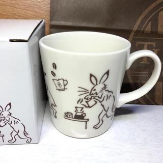 TULLY'S COFFEE - タリーズ TULLY'S COFFEE 鳥獣戯画 マグカップ