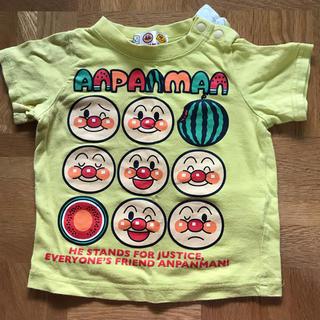 アンパンマン - アンパンマン 半袖シャツ Tシャツ 80cm