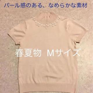 シマムラ(しまむら)の半袖ハイネックニット(ニット/セーター)