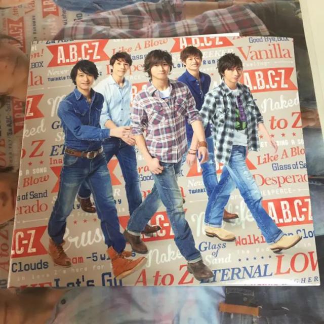 A.B.C.-Z(エービーシーズィー)のA.B.C-Z☆from ABC to Z☆55.555枚限定盤☆美品 エンタメ/ホビーのタレントグッズ(アイドルグッズ)の商品写真