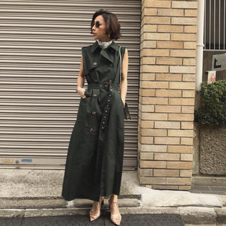 Ameri VINTAGE - ameri vintage ドレス トレンチ ワンピース