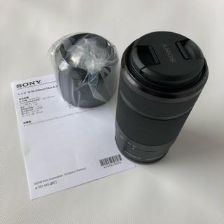 ソニー(SONY)のSONY E 55-210mm F4.5-6.3 OSS SEL55210(レンズ(ズーム))