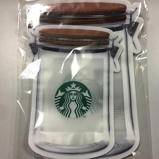 Starbucks Coffee - スターバックス ジッパーバッグ 6枚