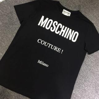 モスキーノ(MOSCHINO)のMOSCHINO Tシャツ 男女兼用(Tシャツ/カットソー(半袖/袖なし))