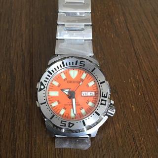 セイコー(SEIKO)のオレンジモンスター(腕時計(アナログ))