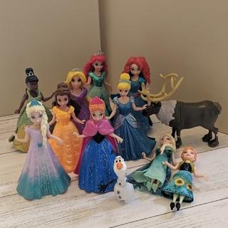 Disney - ディズニープリンセス マジッククリップ