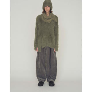 LAD MUSICIAN - LAD MUSICIAN 17aw Knit