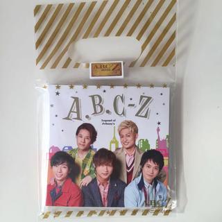 A.B.C.-Z - ABC座☆レコードメモ☆新品