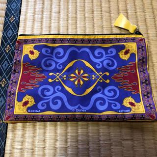 Disney - アラジン魔法の絨毯ポーチ