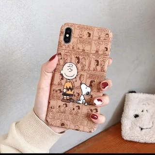 スヌーピー(SNOOPY)の新品✳スヌーピー iPhoneX ケース カバー(iPhoneケース)