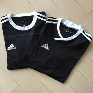 adidas - S adidas シャツ 2枚セット
