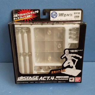 BANDAI - 魂STAGE ACT.4 for Humanoid クリア