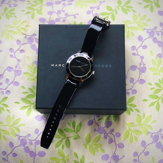 MARC BY MARC JACOBS - MARC JACOBS ㉝   腕時計・稼動品✨